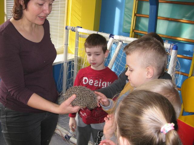 """Edukacinė programa """"Margas gyvūnijos pasaulis"""" Ukmergės lopšelyje – darželyje """"Eglutė"""""""