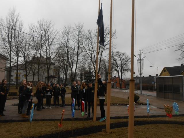 Žemės diena Kretingos Marijono Daujoto pagrindinėje mokykloje