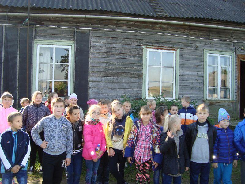 Kraštotyros diena Alksniupių pagrindinėje mokykloje