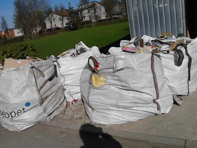 Atliekų mažinimo savaitė Pasvalio Svalios progimnazijoje