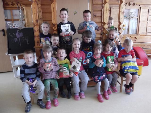 """Gerumo akcija Ukmergės lopšelyje – darželyje """"Eglutė"""""""