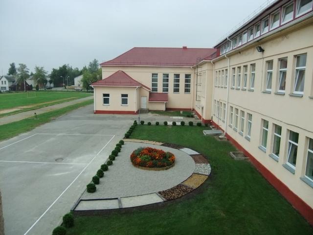 Sveikatingumo takas Pasvalio pagrindinėje mokykloje