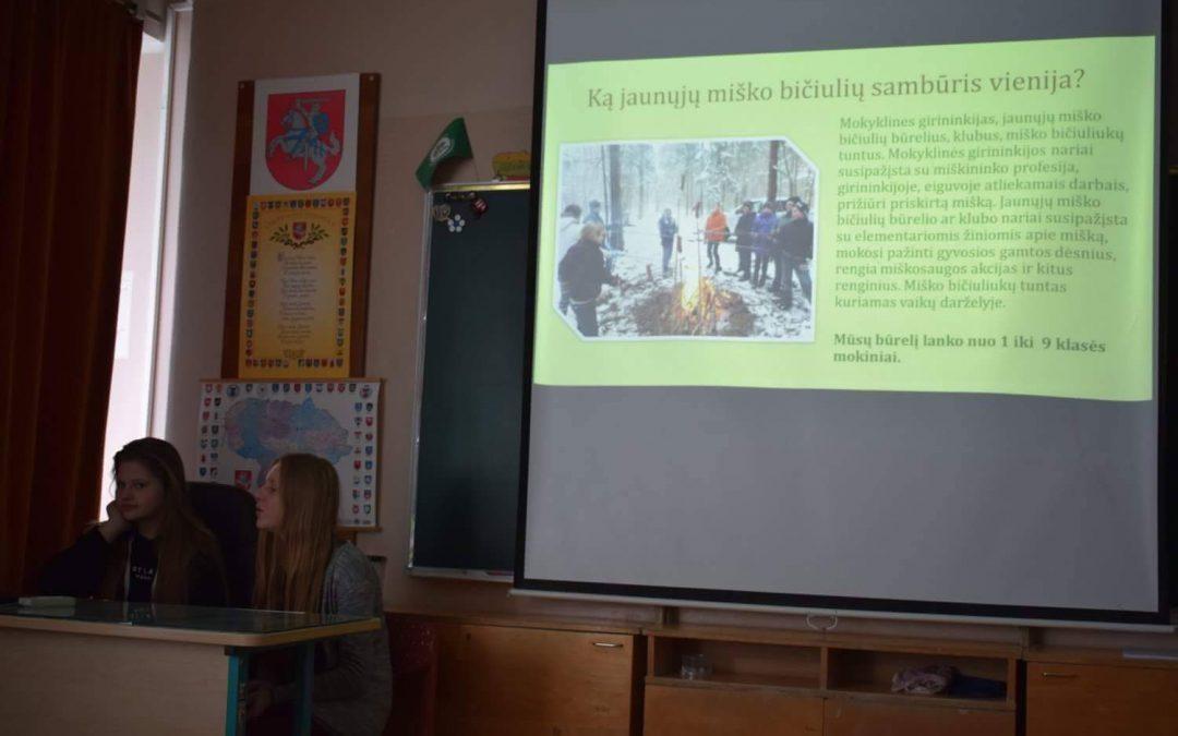 """Mokslinė – teorinė konferencija """"Gamtamokslinis ugdymas XXI a. mokykloje"""""""