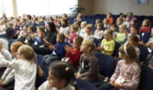 """Gamtosauginė praktinė konferencija """"Mes gamtos vaikai"""""""
