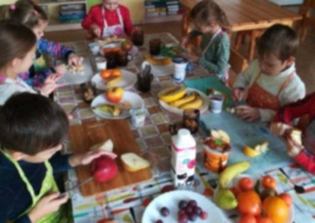 """Sveikos mitybos diena Mažeikių darželyje """"Eglutė"""""""